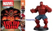 Marvel Fact Files Red-Hulk Special With Figurine Eaglemoss